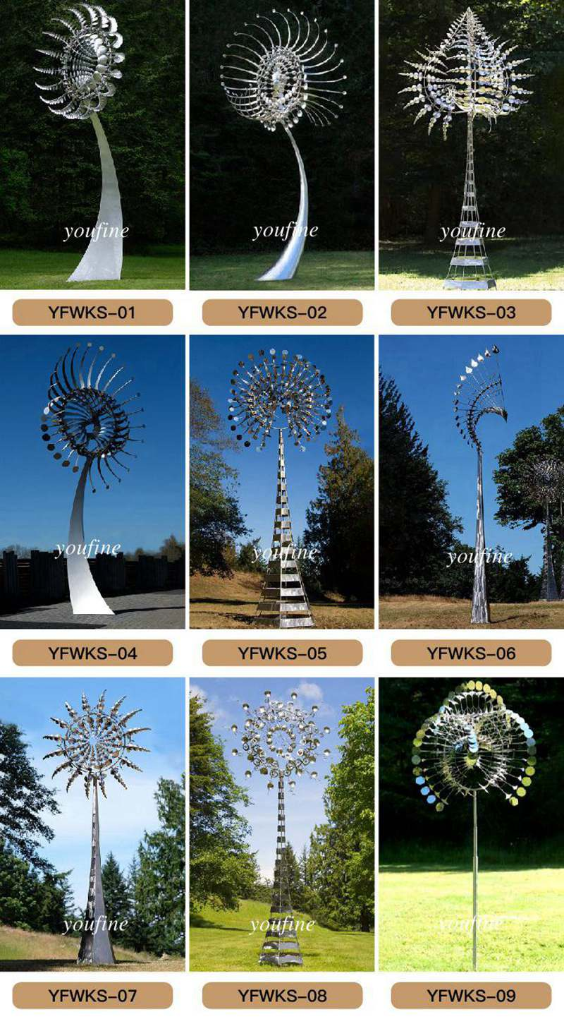 Stainless Steel Sculpture Factory