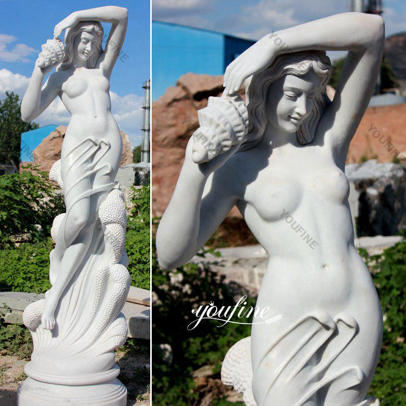 Life Size Statues made in marble