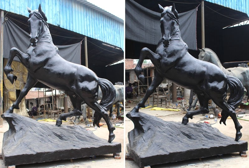 outdoor horse statues for sale,