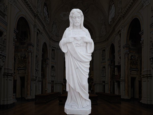 Outdoor Religious Marble Statues For Sale